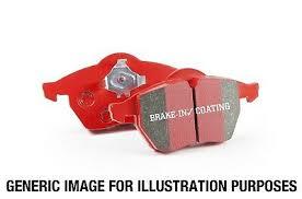 Ebc Brake Pads Redstuff Dp31513c Fits Audi 2008 2014