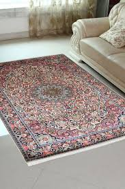 beautiful persian ardabil handknotted indian silk rugs and carpets