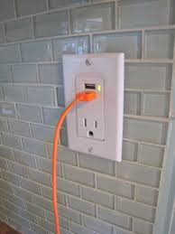 Image result for picture of usb in electrical plug