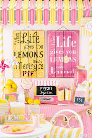 Yellow Kitchen Theme 17 Best Ideas About Lemonade Sign On Pinterest Lemonade Stand