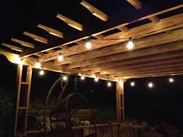perfect outdoor string globe lights