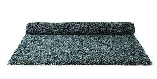 rugs at ikea this blue green rug is made of high and thick pile and is