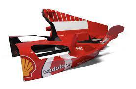Find great deals on ebay for ferrari f2004. For Sale Michael Schumacher S Ferrari F2004 Engine Cover Est 1 500 And 2 500 Usd