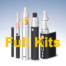 a full starter kit includes everything apart from e liquid for you to be able to vape and continue vaping such as tank battery charger and spares