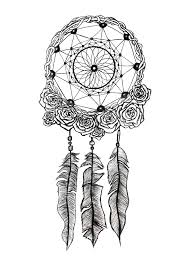 Dream Catchers Sketches Dream Catcher Drawing in 100 Real Photo Pictures Images and 64