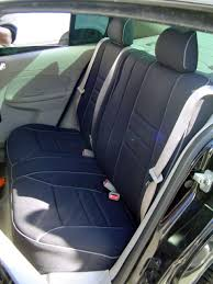 chevrolet cobalt full piping seat covers rear seats