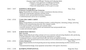 Amazing Electronic Resume Definition Gallery - Simple resume .