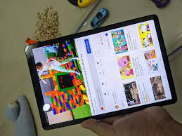 Bán máy tính bảng Galaxy Tab S5e sài tốt, đẹp keng - 87509149