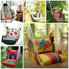 swing hanging diy hammock chair perfect for relaxing or reading on rainy days diyhammock hanging air deluxe sky