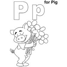 40+ alphabet letters coloring pages for printing and coloring. Top 10 Free Printable Letter P Coloring Pages Online