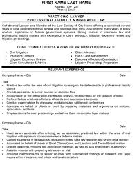 Legal Resume Templates Interesting Top Legal Resume Templates Samples