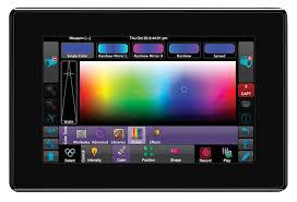 Fresco Touch Screen Lighting Controller Price Fresco Show Wm Architectural Lighting Controller