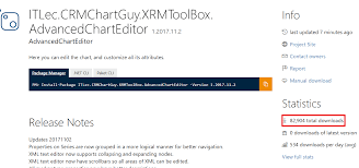 Dynamics Crm Chart Editor Advanced Chart Editor New Release 1 2017 11 02 Information