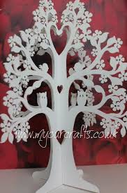 Large Wooden Tree Display Stand New Large Wooden Freestanding 32D Family Wishing TreeCan Be Used For