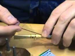 Bassoon Reed Making Bassoon Reed Making 5 Wrapping