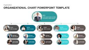Organizational Chart Powerpoint Template Keynote