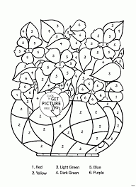 American Indian Girl Coloring Pages For Kids With Coloring Page