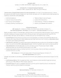 Examples Of Qualifications For Resumes 8 Call Center Resume Samples The Skills To Include Templates