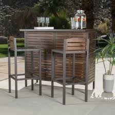 Outdoor Patio Bar Set Outdoor Decorating Inspiration 2018