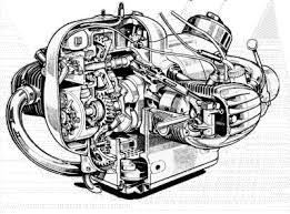 dan s motorcycle how an engine works