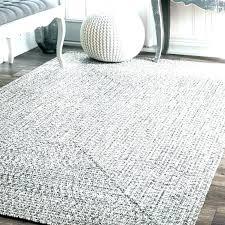 rug 10x14 gray wool area rugs