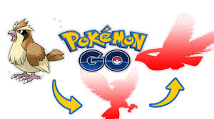 Pidgey Evolution Chart Fire Red Pidgey Evolves Pokemon Go Evolution All Transformation