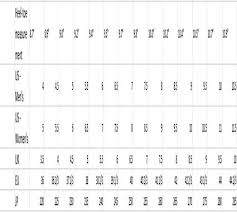 Nfinity Evolution Size Chart Nfinityrival Cheer Shoe