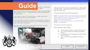 driver cpc for lorries buses module case studies test