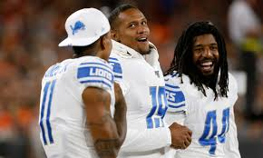 Lions Running Back Depth Chart Lions Week 1 Depth Chart Vs What Were Seeing On The Field
