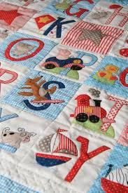 Best 25+ Boys quilt patterns ideas on Pinterest | Boy quilts, Baby ... & ABC Boys Quilt Pattern by Red Brolly Adamdwight.com