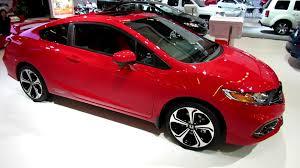 2014 Honda Civic Si Coupe Exterior And Interior Walkaround