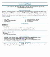Resume With No Job Experience Eye Grabbing No Experience Resumes Samples Livecareer
