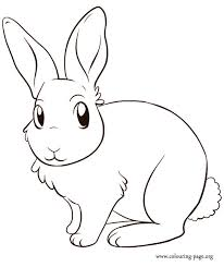 Small Picture Inspirational Bunny Coloring Pages 37 About Remodel Coloring for