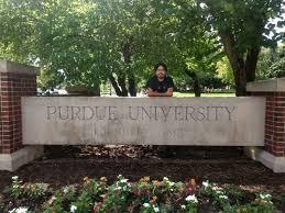 Perdue University Purdue University Pure Program Undergraduate Research