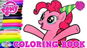 Small Picture My Little Pony Coloring Book Pinkie Pie Party Pony Episode
