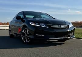 2017 Honda Accord Coupe Test Drive Review - AutoNation Drive ...