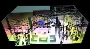 Проект ресторана electric city БВШД Британская Высшая Школа  Дипломный проект Марии Тихоновой и Дарьи Мартыновой студенток курса Дизайн интерьера Базовый курс 2008 2010 Проект ресторана на базе помещений