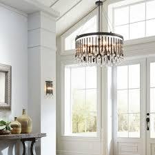 2 story foyer chandelier fixtures