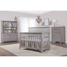 Amazon Evolur Santa Fe 5 in 1 Convertible Crib Storm Grey