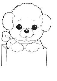 Disegni Da Colorare E Stampare Di Cuccioli Di Cane Cuccioli