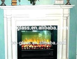 gas fireplace replacement. Replacement Fireplace Glass Gas Gla