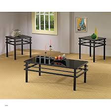 black glass end table black metal and glass end tables fresh coaster furniture 3 piece glass