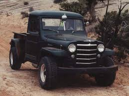 about willys jeep pickup truck jeep specs and history joe thompson 1951 willys truck