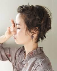 ショートロング編バレッタを使ったヘアアレンジ10選 Hair