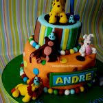 Glorious Inspiration Mickey Mouse Cake Images Birthday Cakes For 1