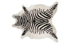 faux zebra hide loading zoom