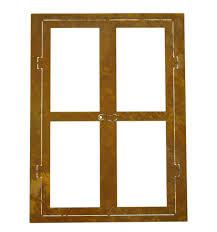 Edelrost Fenster Zum Hängen Metallmichl