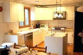 resurface kitchen cabinets cost refinishing kitchen cabinets cost much does it cost to refinish