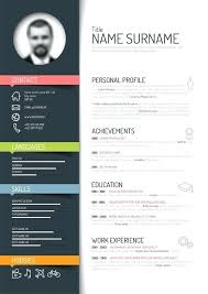 Best Resume Templates 2017 Cool Resume Free Template Download Free Job Winning Resume Template