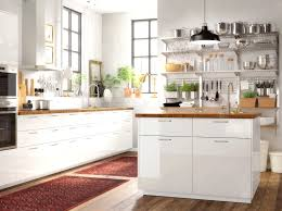 Cuisine Ikea Avec Ikea Ikea White High Gloss Ringhult Kitchen